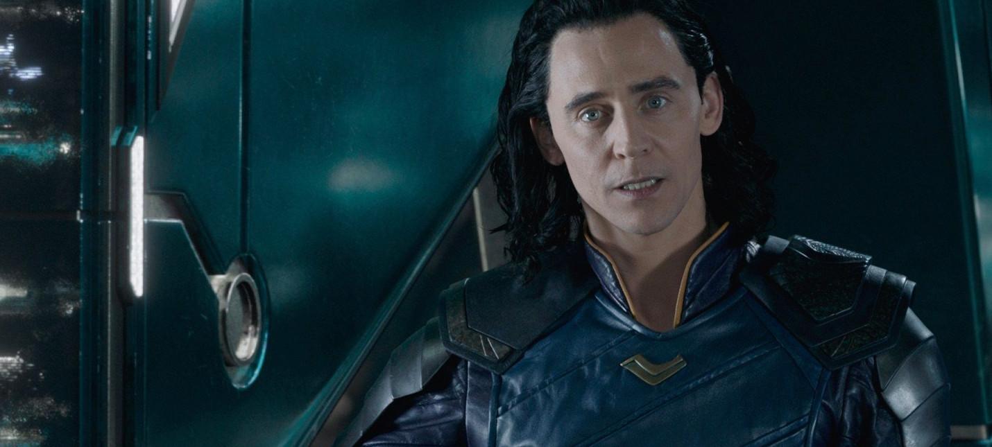 Официально: Том Хиддлстон вернется в сериале про Локи на Disney+