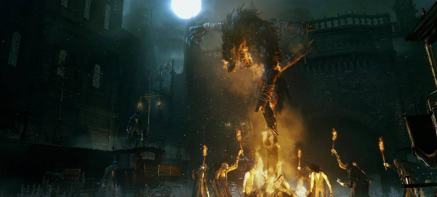 В Bloodborne нашли вырезанного босса в виде клубка из змей