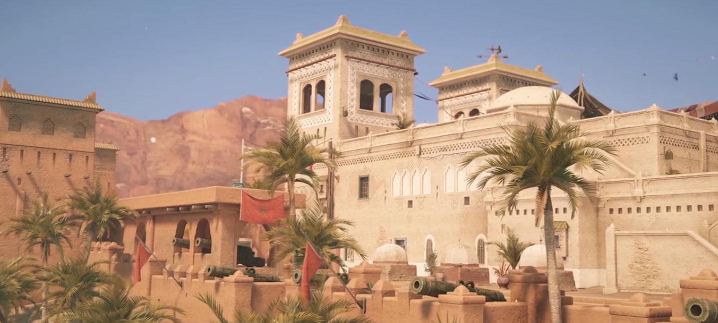 Утечка: Трейлер марокканской карты Rainbow Six Siege