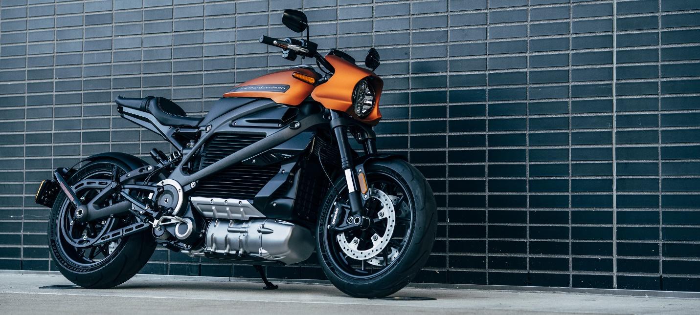 Harley-Davidson показала внешний вид своего электромотоцикла