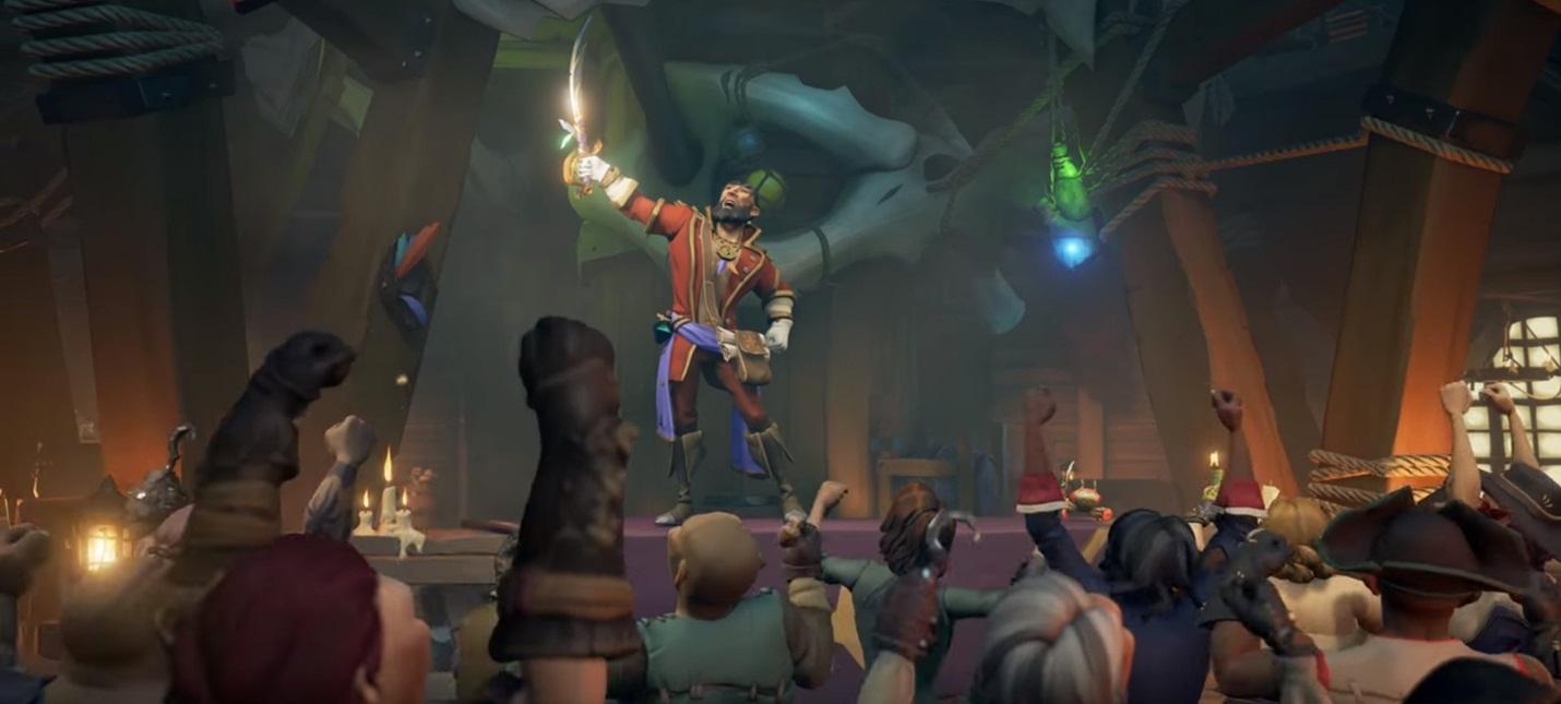 X018: Sea of Thieves получит соревновательный режим Arena