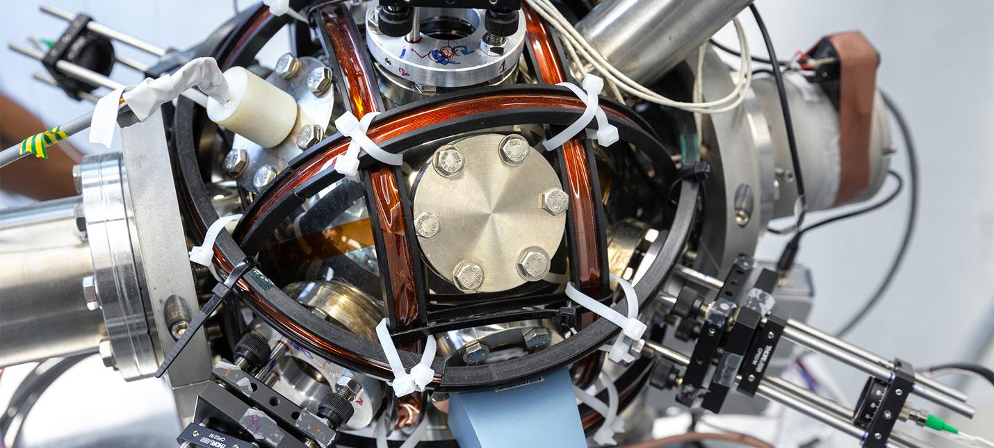Квантовый компас предоставит навигацию без GPS