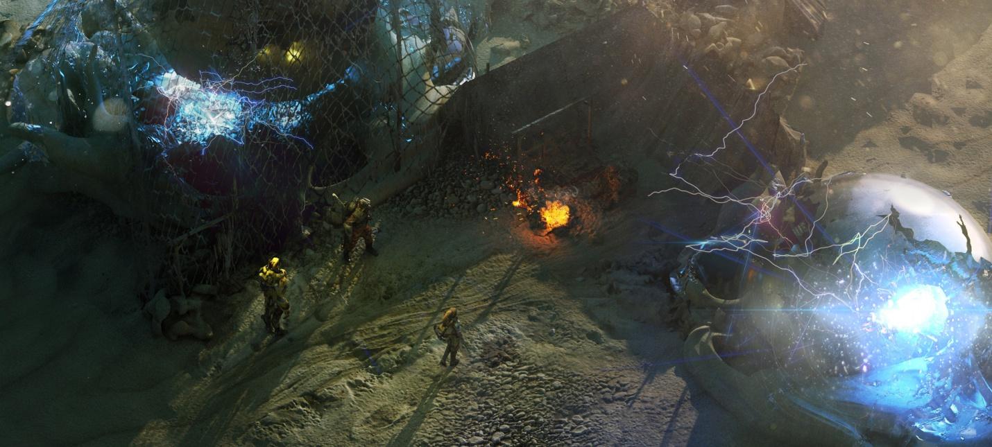 Microsoft поможет inXile Entertainment в разработке Wasteland 3