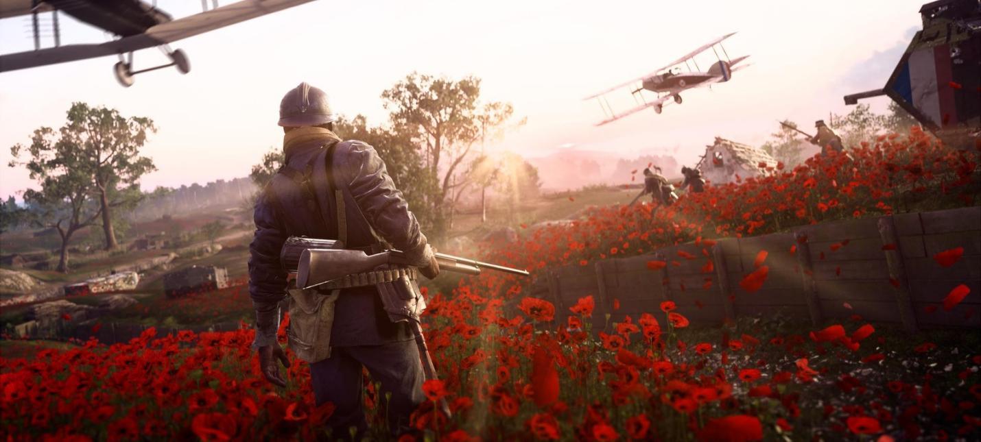 Игроки Battlefield 1 временно прекратили бой в честь столетия со дня окончания Первой мировой