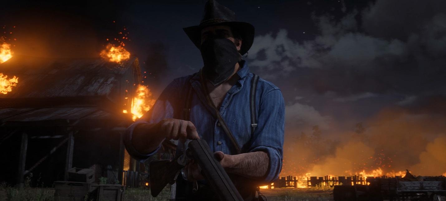 Red Dead Redemption 2 третью неделю подряд лидирует в UK-чарте