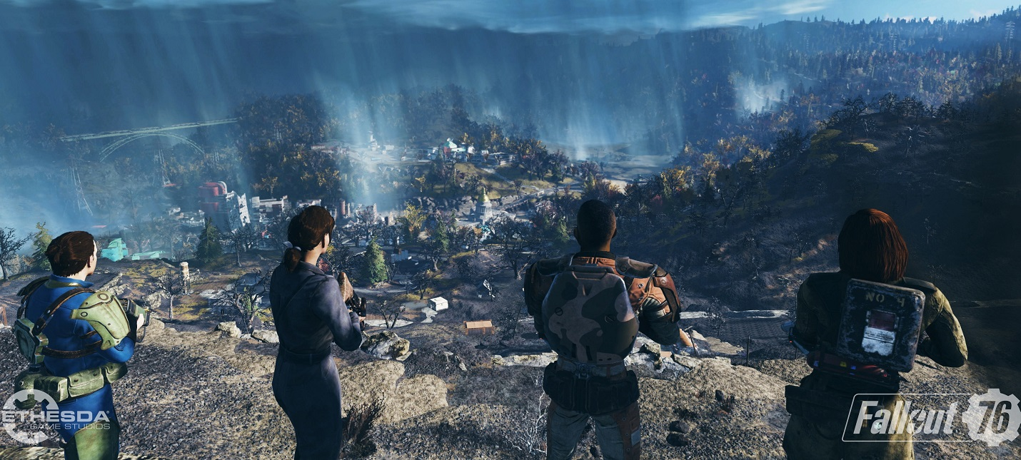 Советы перед запуском Fallout 76 (часть 1)
