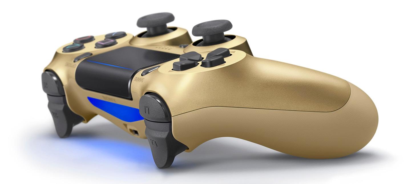 Sony обновила патент на контроллер с тачскрином