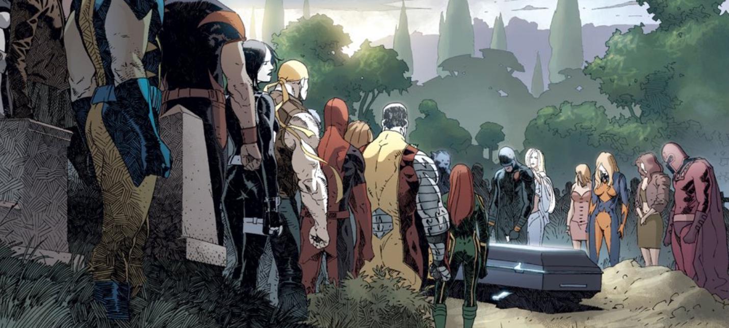 DC Comics почтила память Стэна Ли в твиттере
