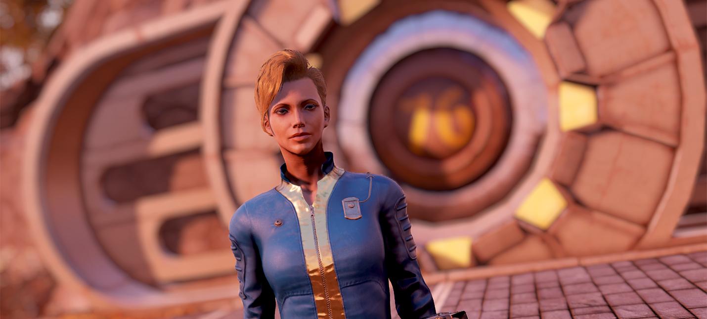 Релизный стрим Fallout 76