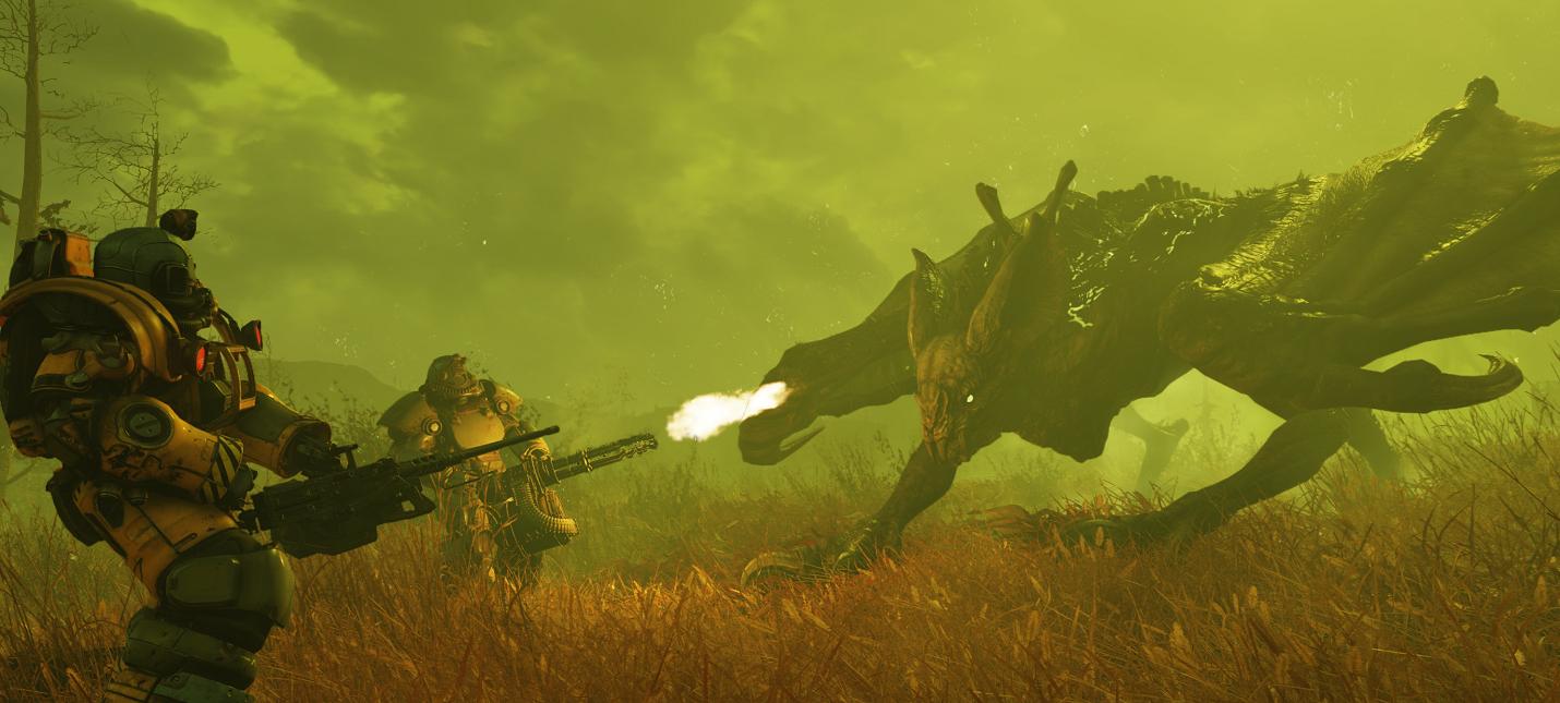 Публичные ивенты Fallout 76: что такое и как запустить
