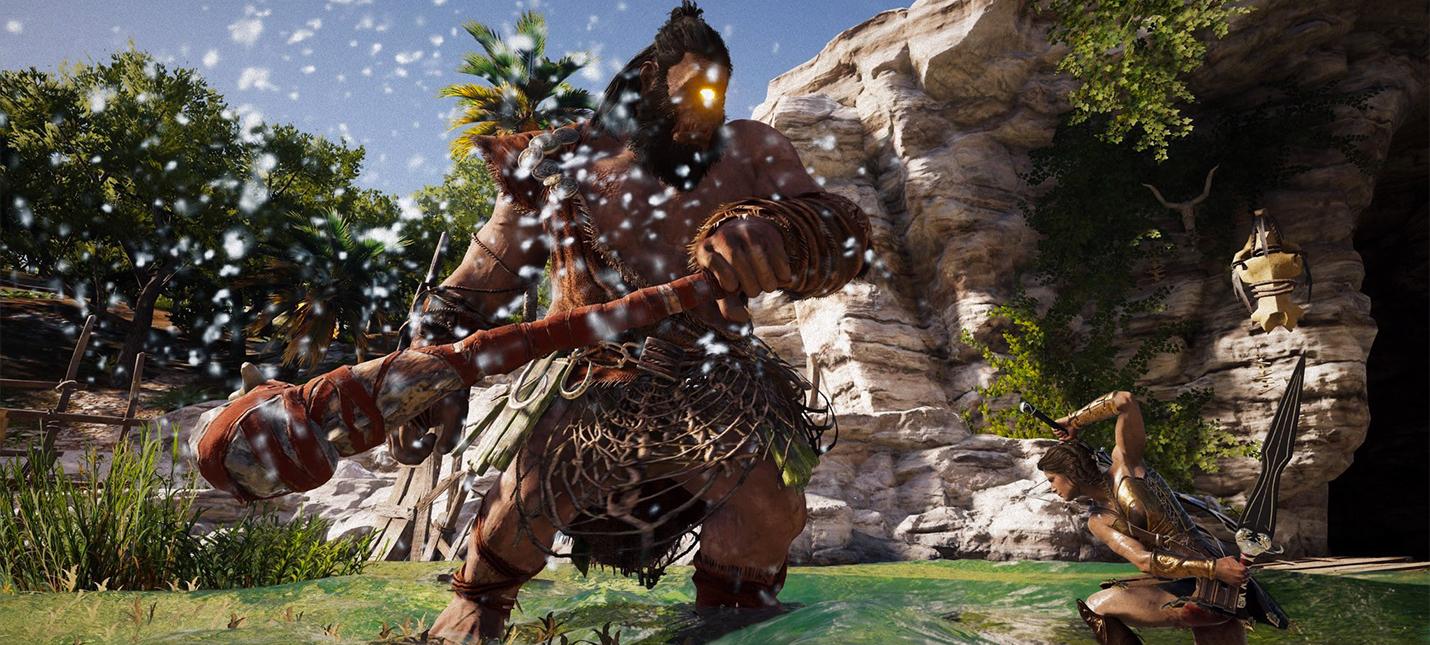 Стероп — новый мифический босс Assassin's Creed Odyssey