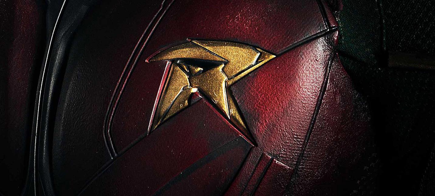 "В новом промо ""Титанов"" фанаты разглядели силуэт Бэтмена Бена Аффлека"
