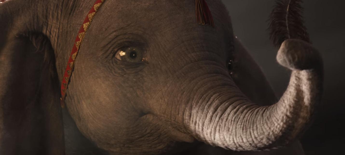 """Первый трейлер """"Дамбо"""" от Тима Бёртона и Disney"""