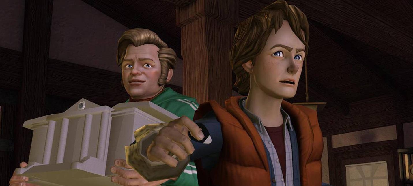 Часть игр Telltale Games исчезла из Steam из-за ликвидации студии