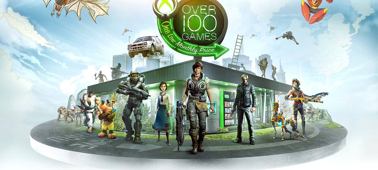 Microsoft: на Xbox Game Pass подписаны миллионы геймеров