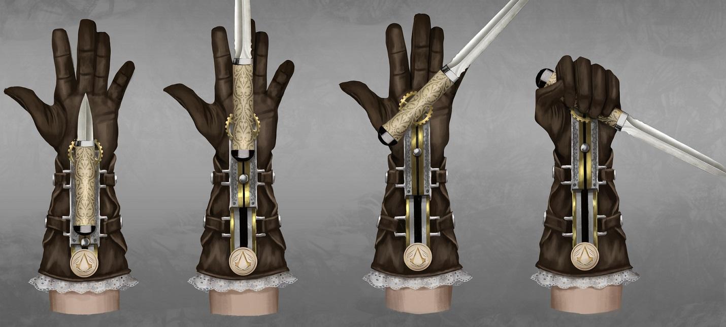 Художник изобразил Assassin's Creed в духе Дикого Запада