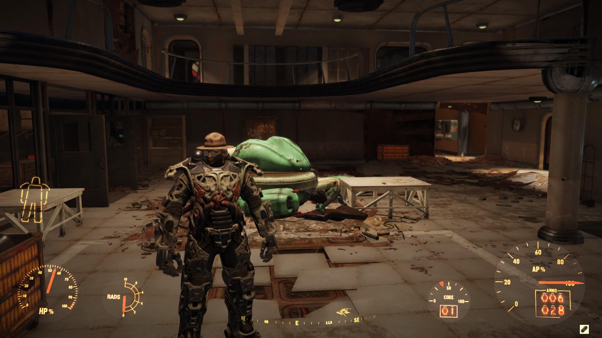 Как быстро найти силовую броню в Fallout 76 - Shazoo