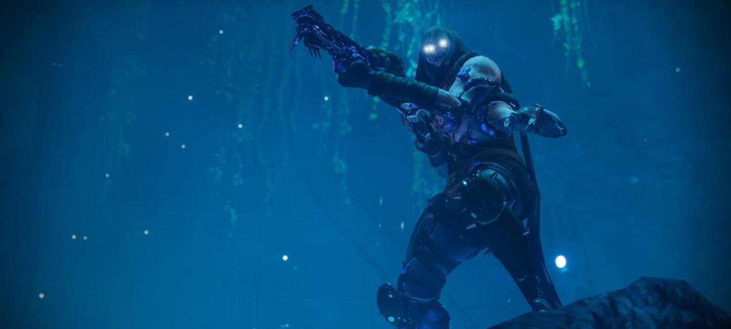 Новое дополнение к Destiny 2 выйдет в декабре