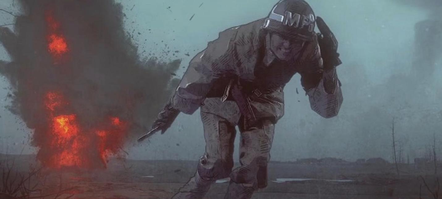 Netflix заказал сериал про Вторую мировую войну