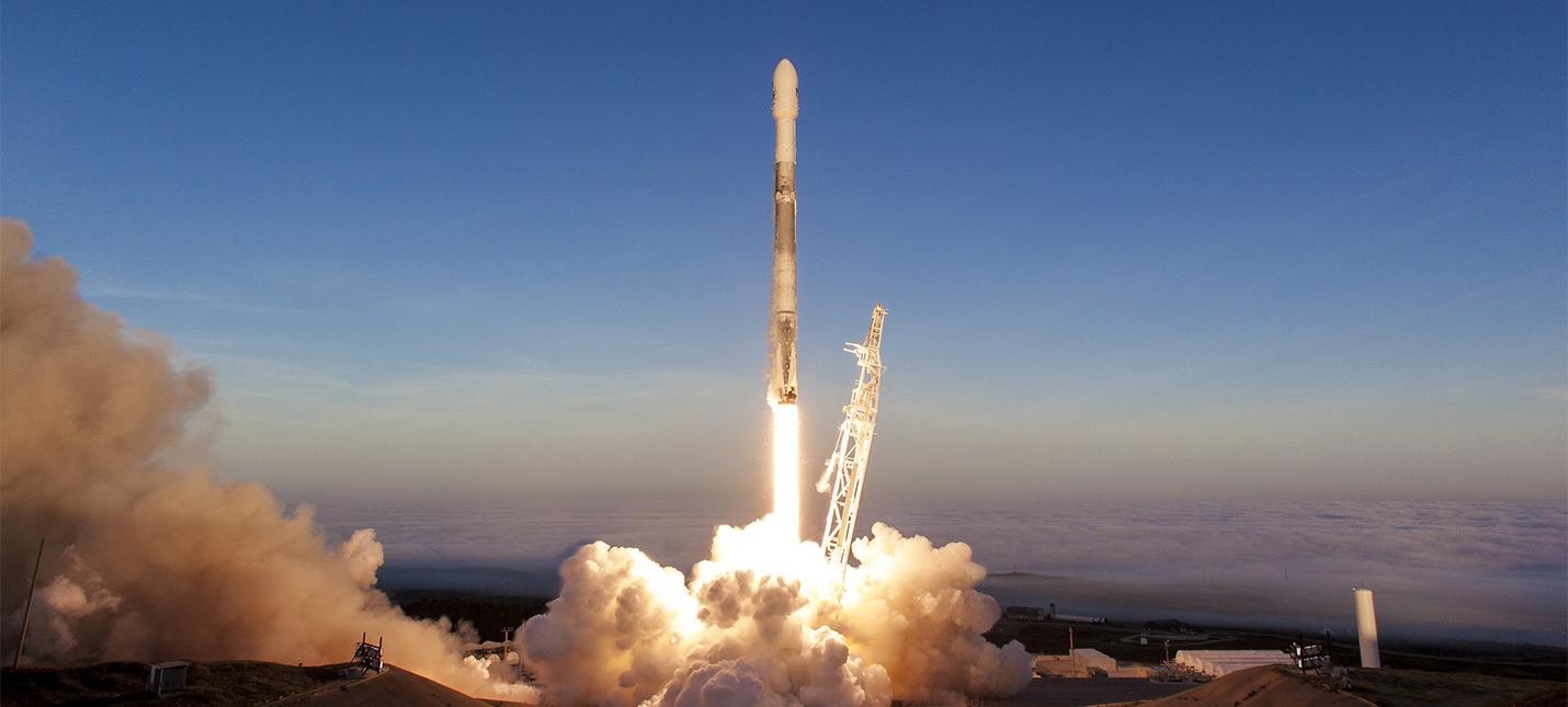 SpaceX отказалась от плана сделать Falcon 9 более многоразовой