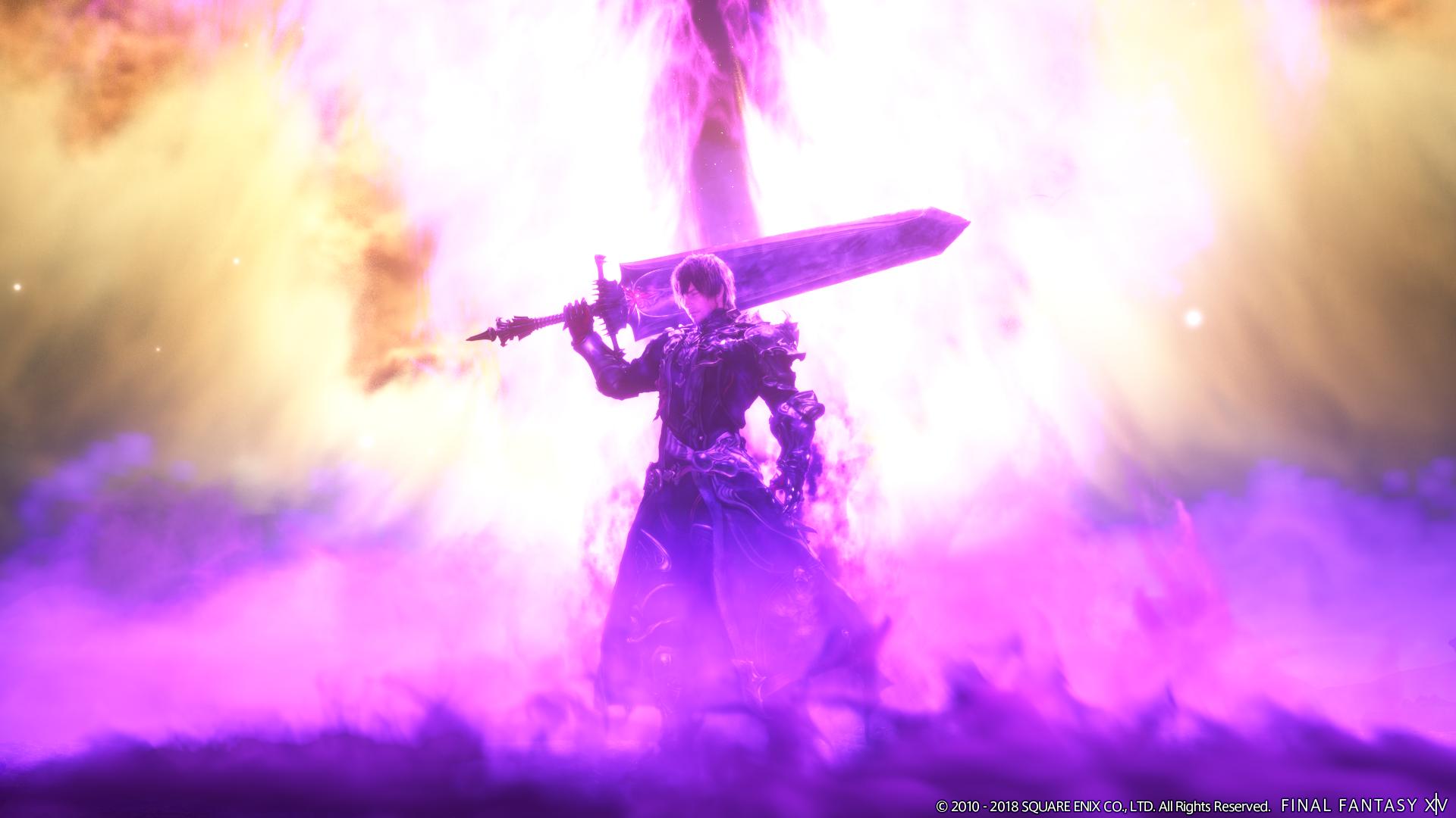 Кинематографический трейлер Shadowbringers — нового дополнения Final Fantasy XIV