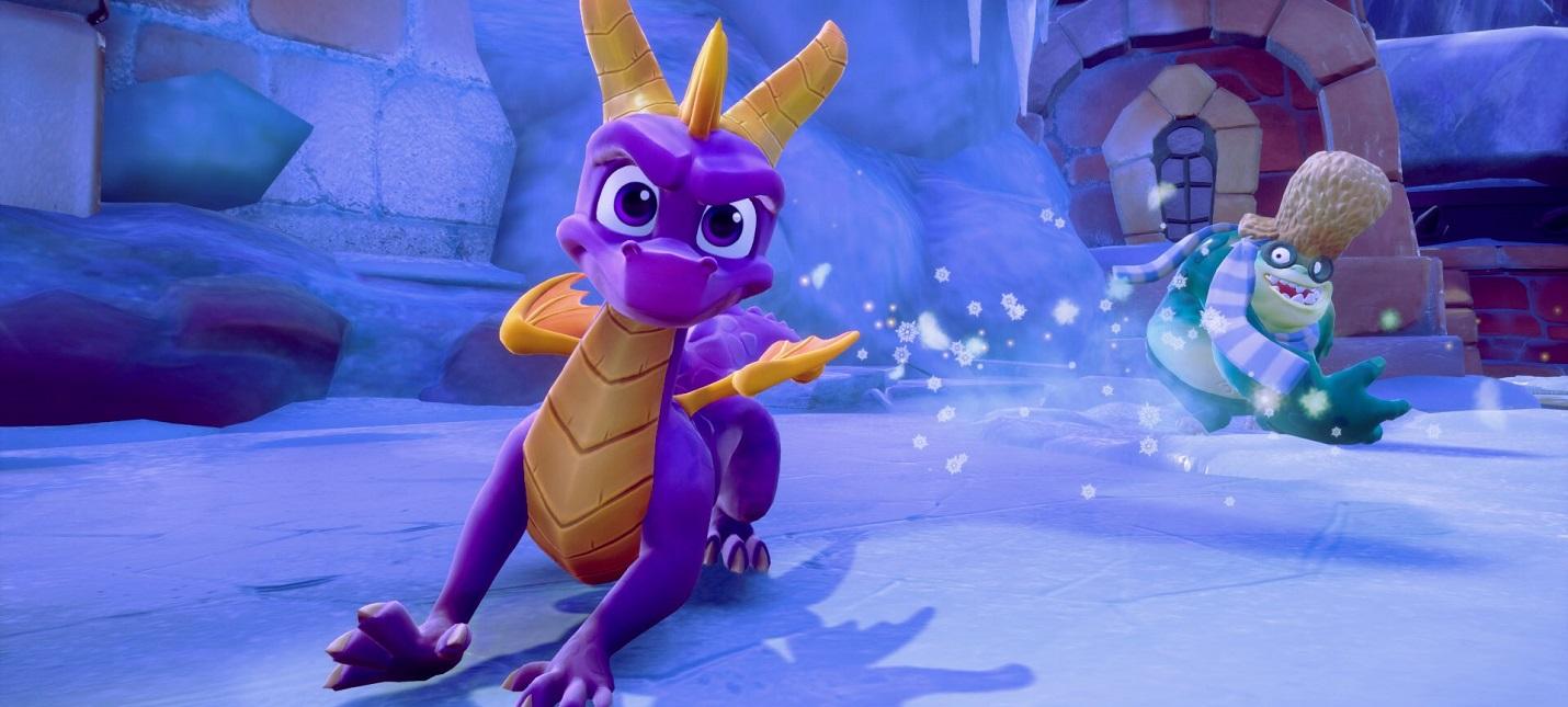 Activision объяснила причину отсутствия субтитров в Spyro Reignited Trilogy