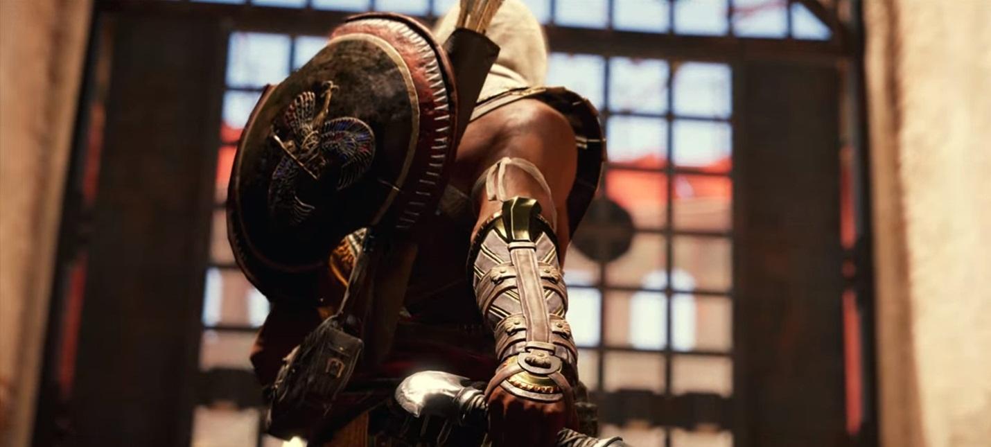Гейм-директор Assassin's Creed Origins ищет ведущего сценариста