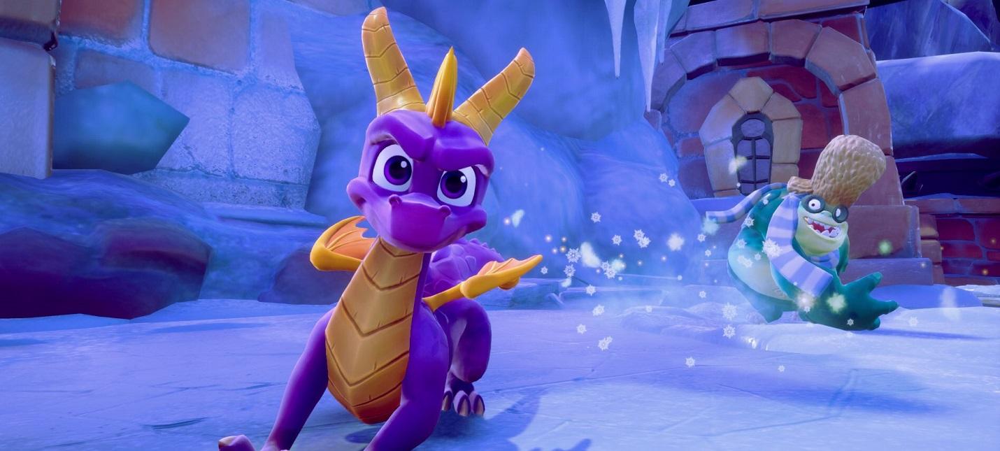 Spyro Reignited Trilogy — как победить всех боссов игры Spyro the Dragon