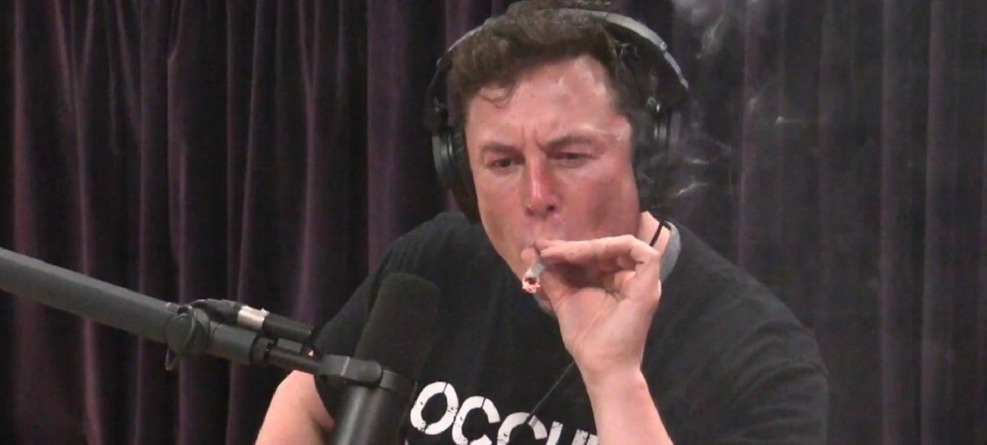 NASA проверит безопасность в SpaceX и Boeing после курения марихуаны Илоном Маском