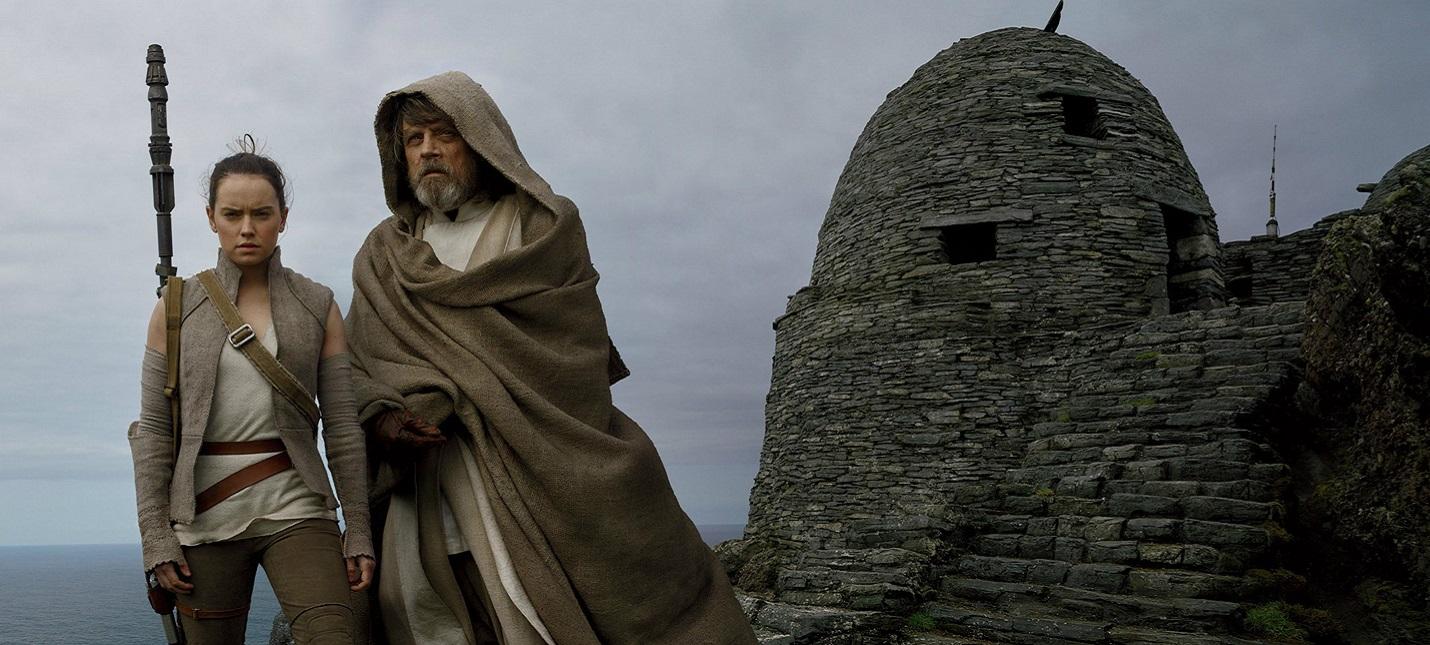 Слух: Люк продолжит учить Рей в Star Wars: Episode IX