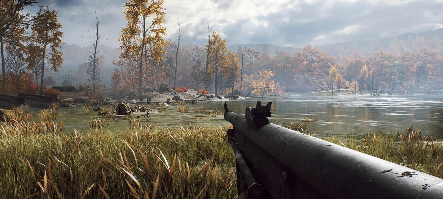 Анализ трассировки лучей в Battlefield V от Digital Foundry