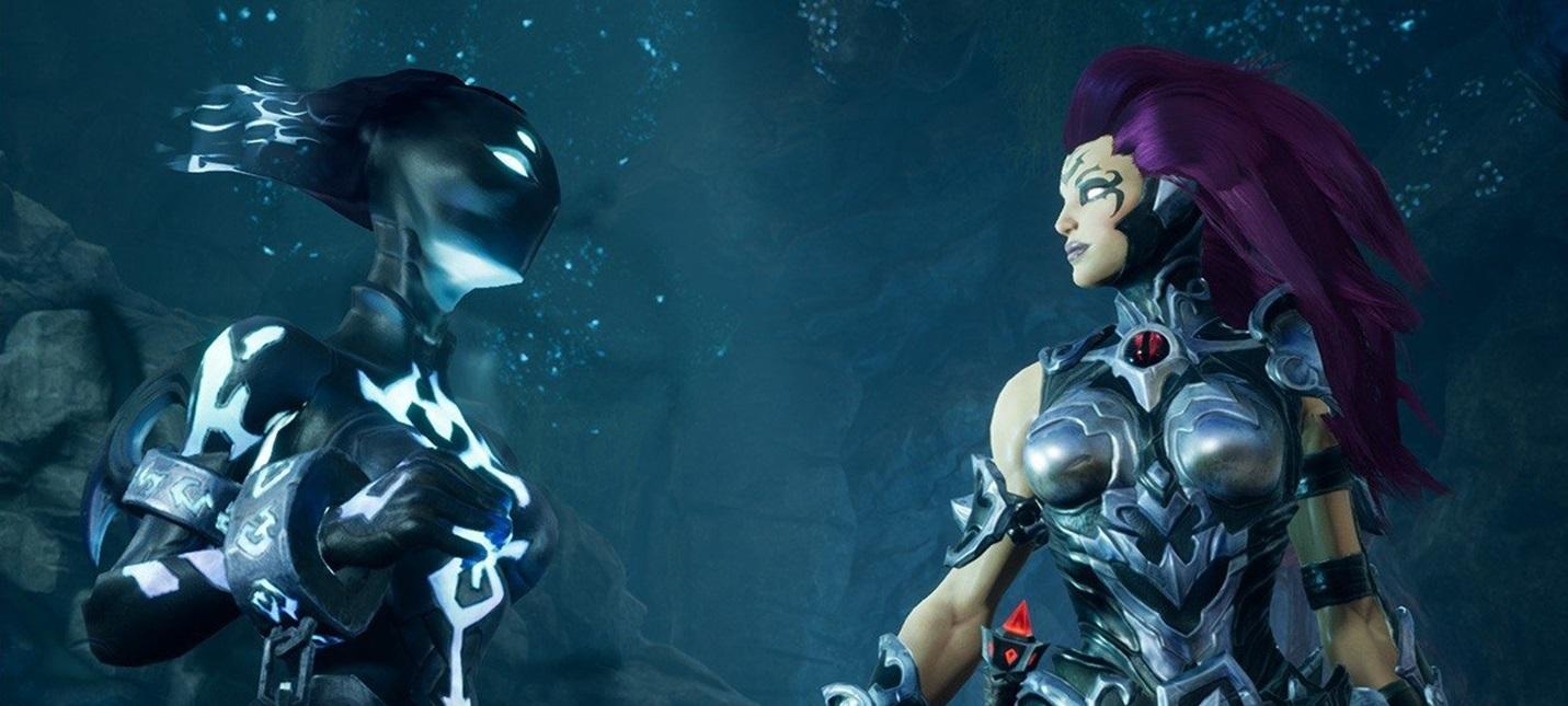 Огненная версия Ярости и бой с Гневом — два часа геймплея Darksiders III