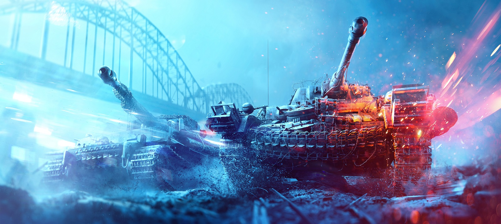 Ярко, но скучно: обзор Battlefield 5