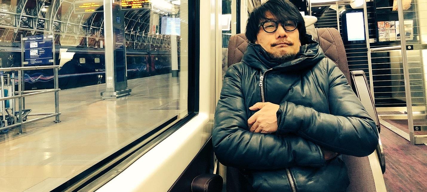 Хидео Кодзима ответил поклонникам на критику