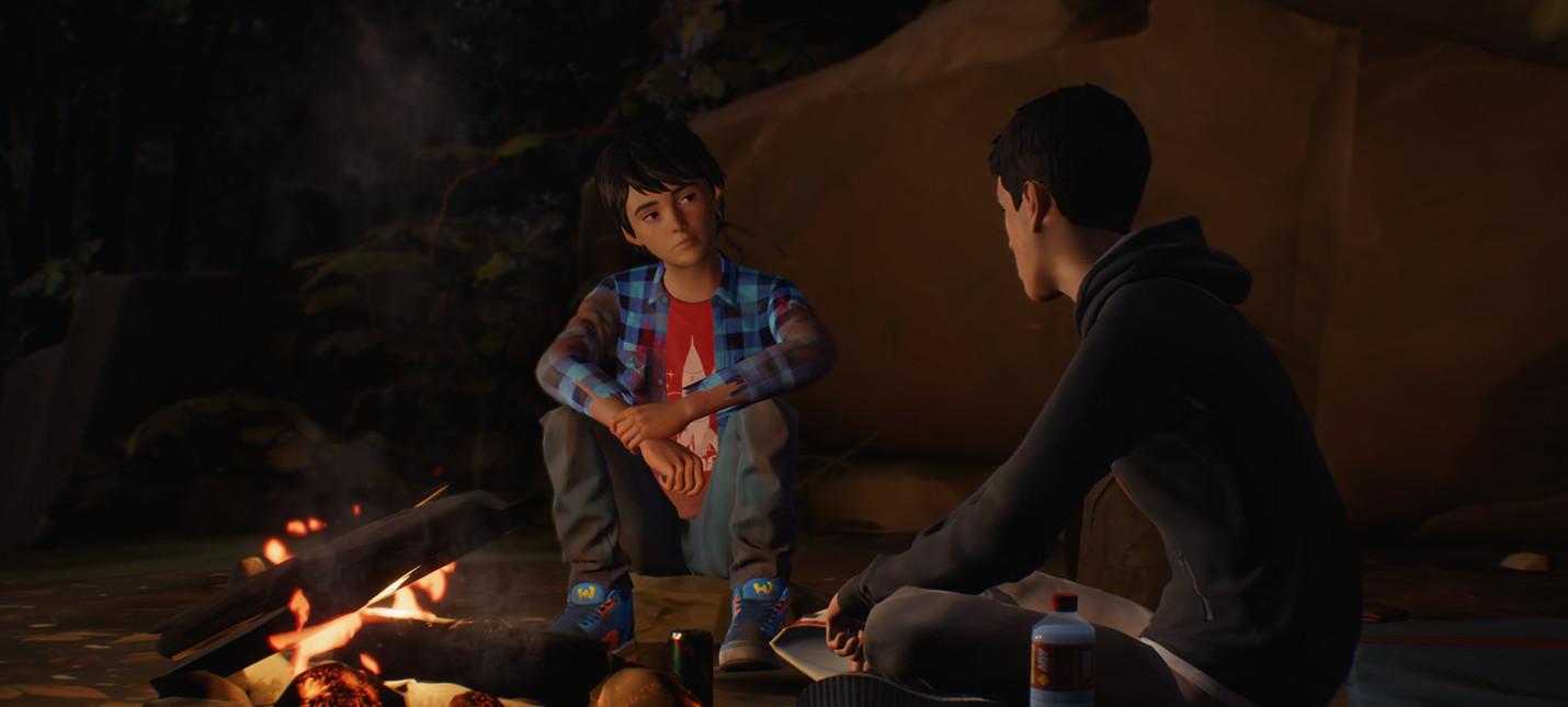 Второй эпизод Life is Strange 2 выйдет в январе 2019 года