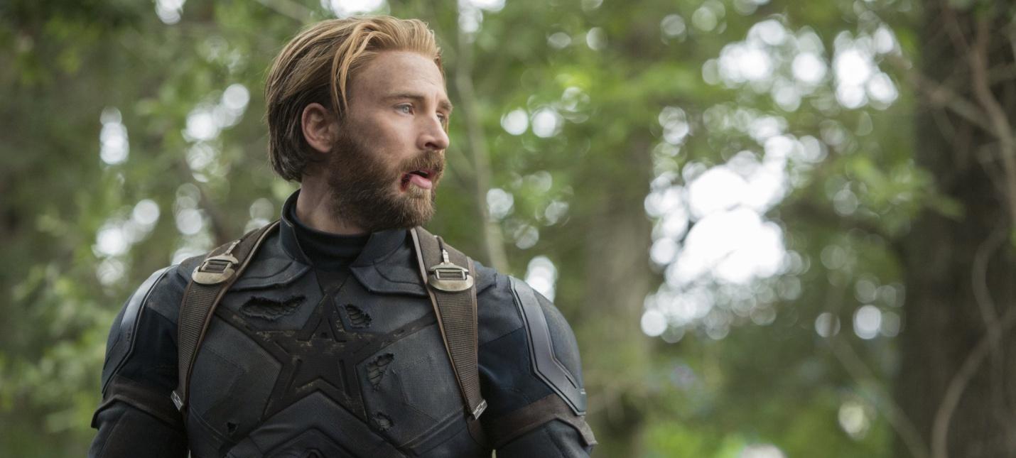 """Джо Руссо: """"Крис Эванс еще не закончил с ролью Капитана Америка"""""""