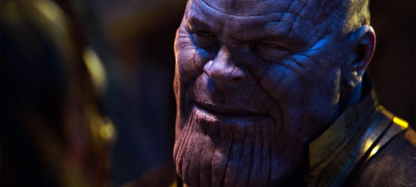 """Танос мог быть рассказчиком """"Мстители: Война бесконечности"""""""