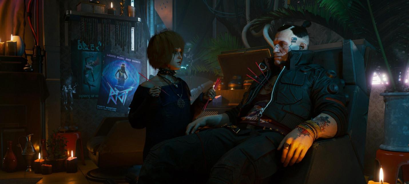 Cyberpunk 2077 не покажут на TGA 2018