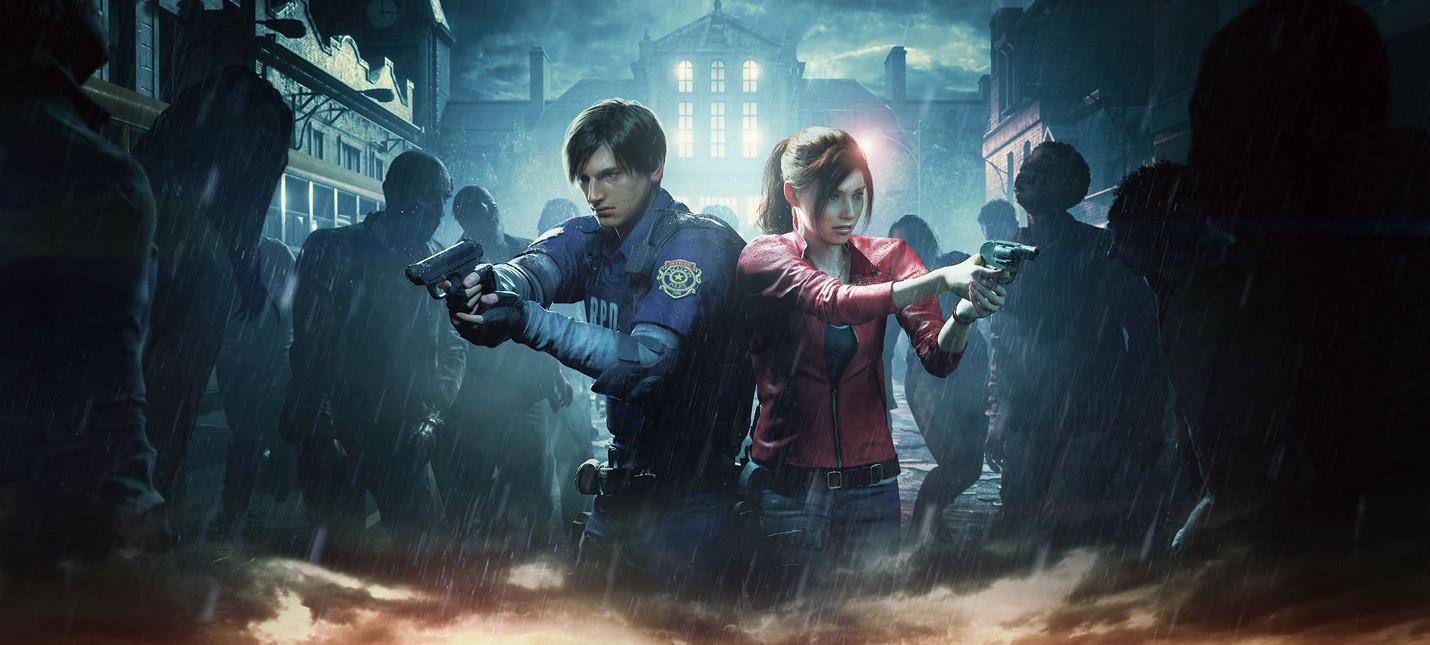 Версия Resident Evil 2 REmake для Xbox One будет весить 21 гигабайт