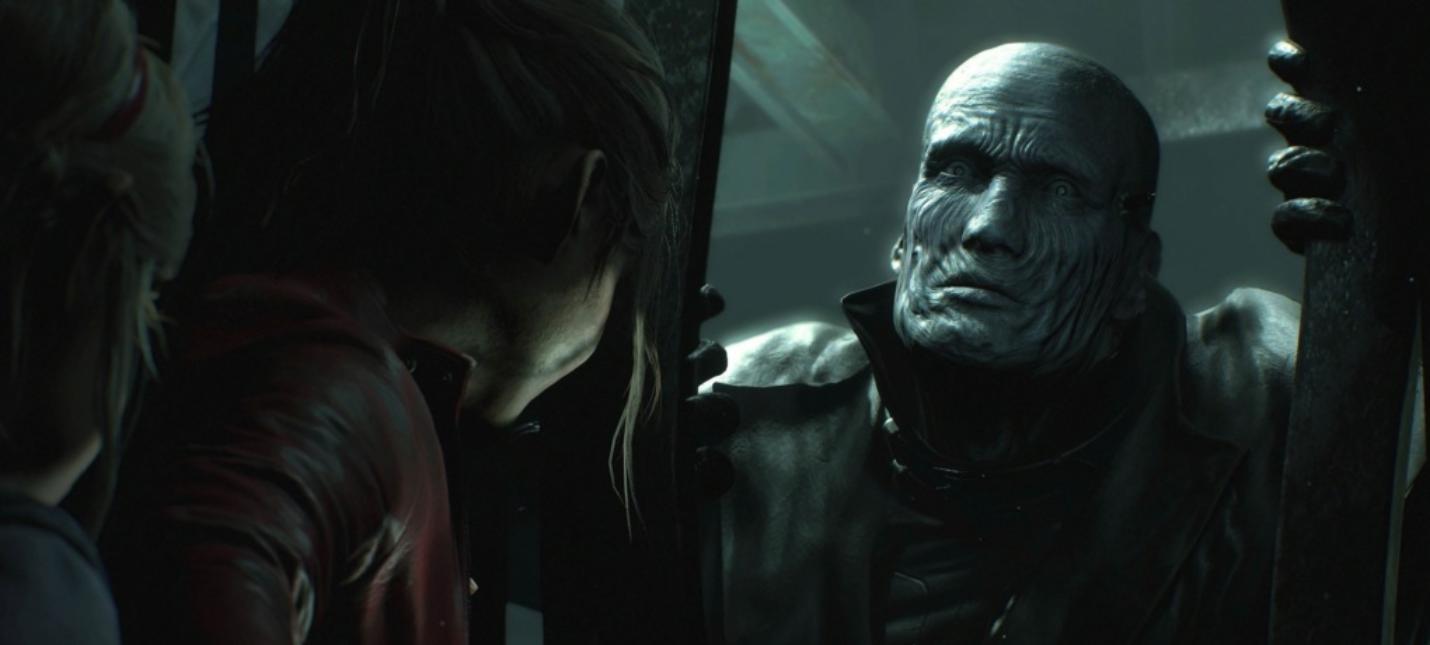 Новые трейлеры и масса геймплея ремейка Resident Evil 2