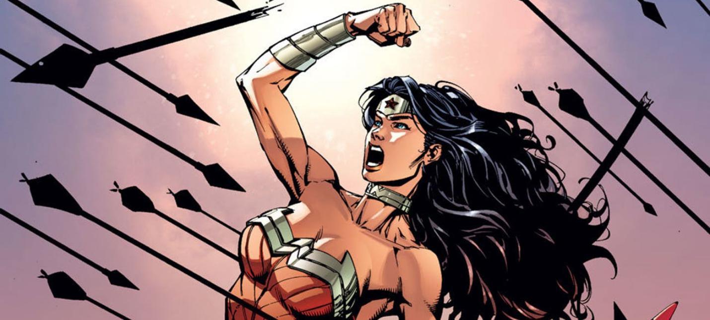 Warner Bros. Games может работать над игрой про Чудо-женщину