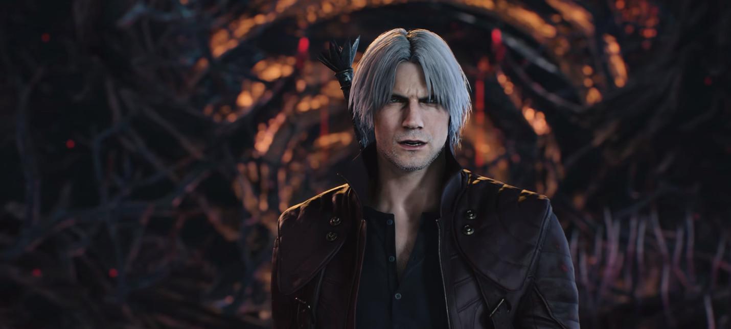 Подробно о стилях Данте в новом геймплее Devil May Cry 5