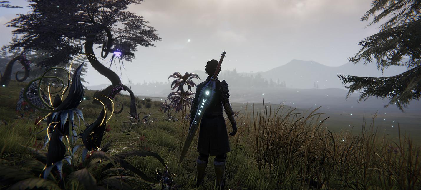 Красочная JRPG Edge of Eternity вышла в Раннем доступе Steam