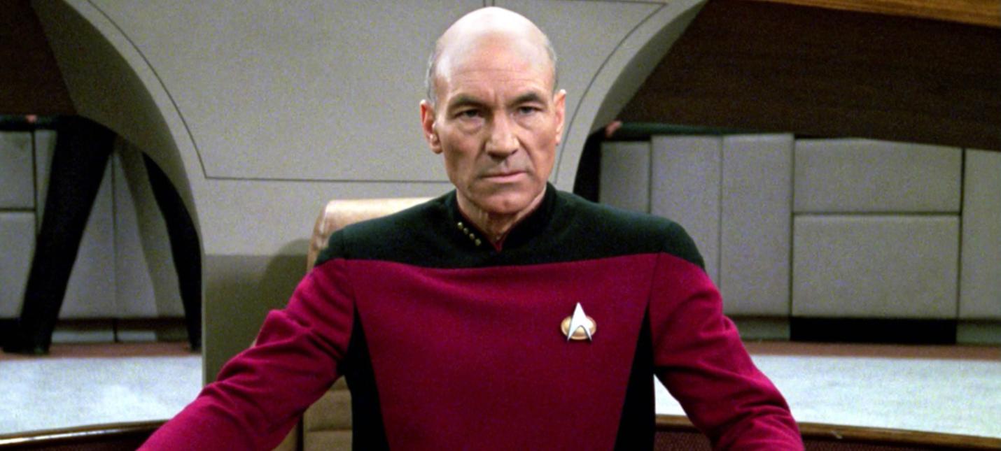 Сериал о Жане-Люке Пикарде из Star Trek выйдет в следующем году