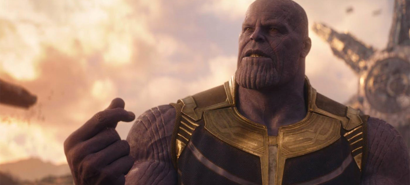 """Marvel сообщила официальное название """"щелчка"""" Таноса"""