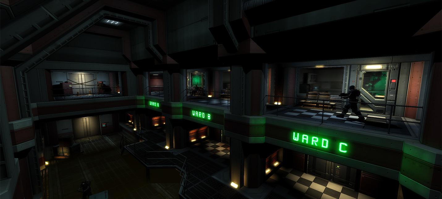 Для Doom 3 вышел мод, вдохновленный Half-Life
