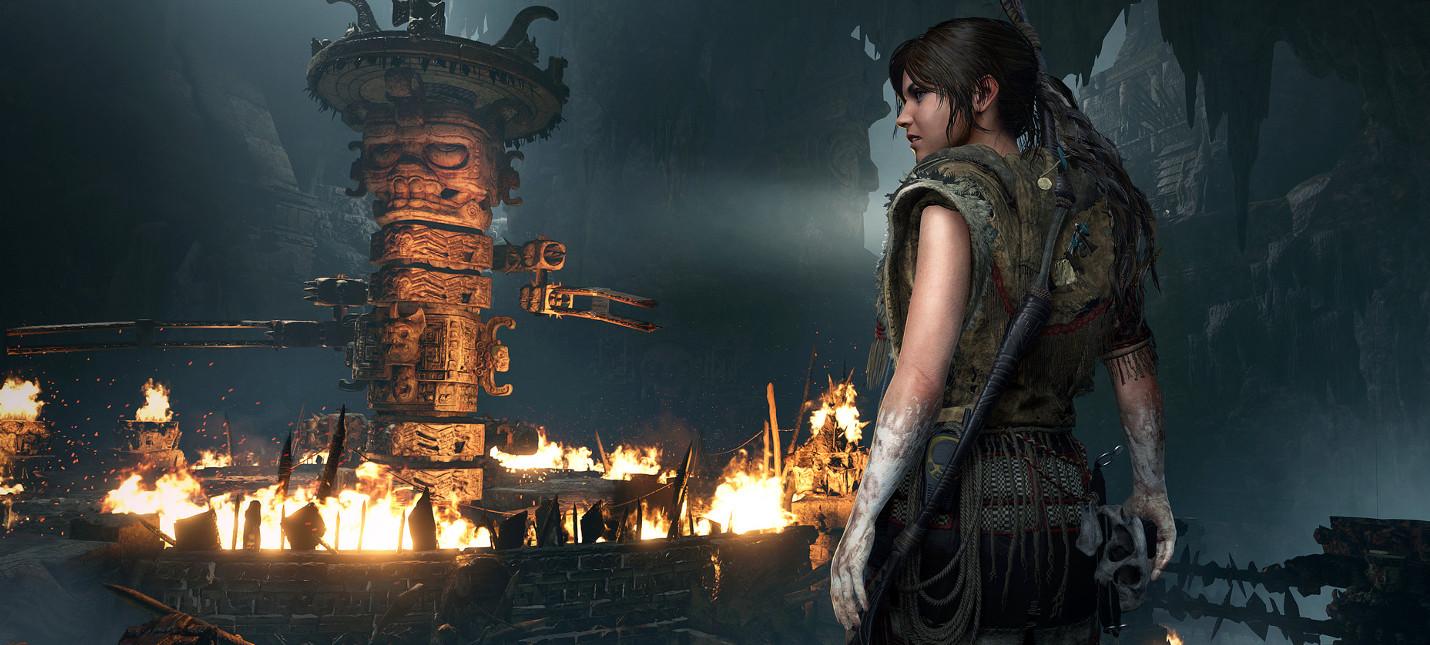 Shadow of the Tomb Raider обзавелась демо-версией