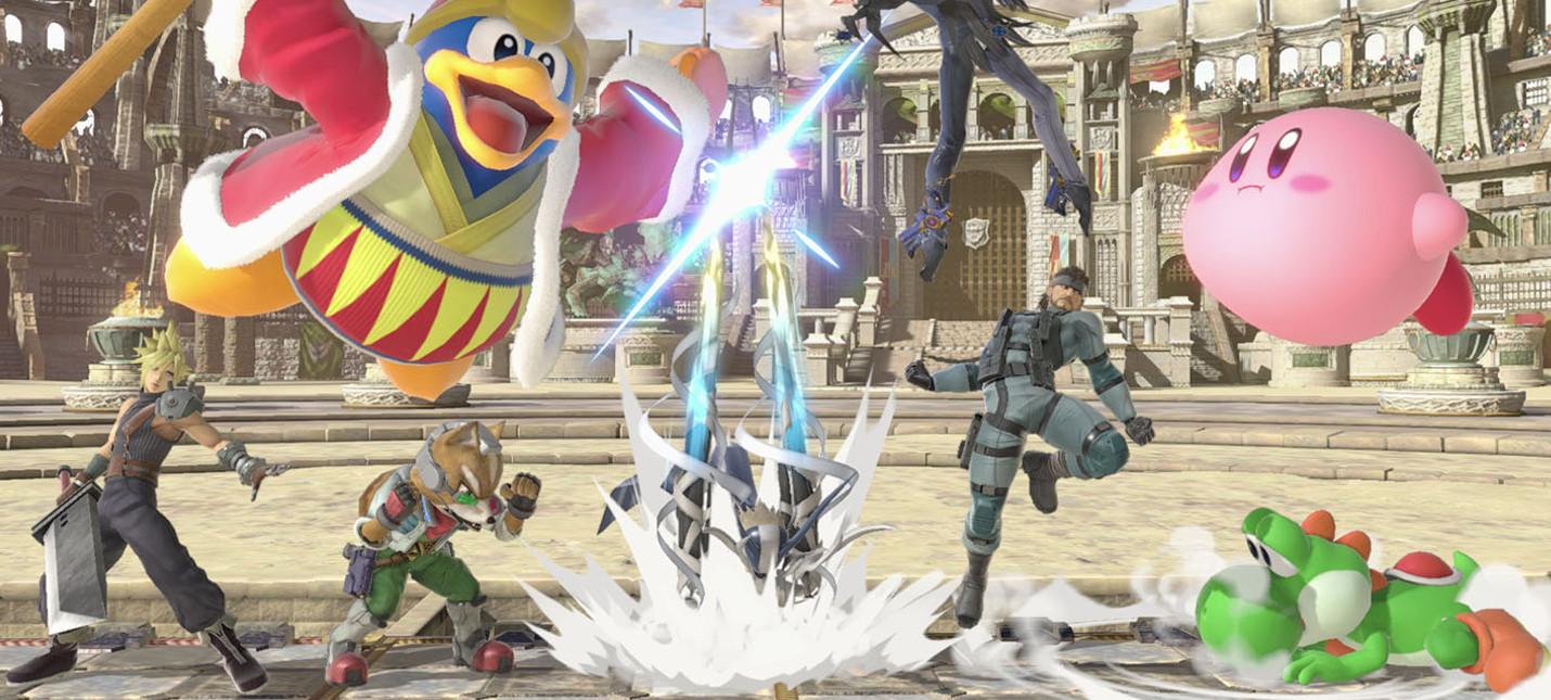 Оценки Super Smash Bros. Ultimate — ожидаемо прекрасно