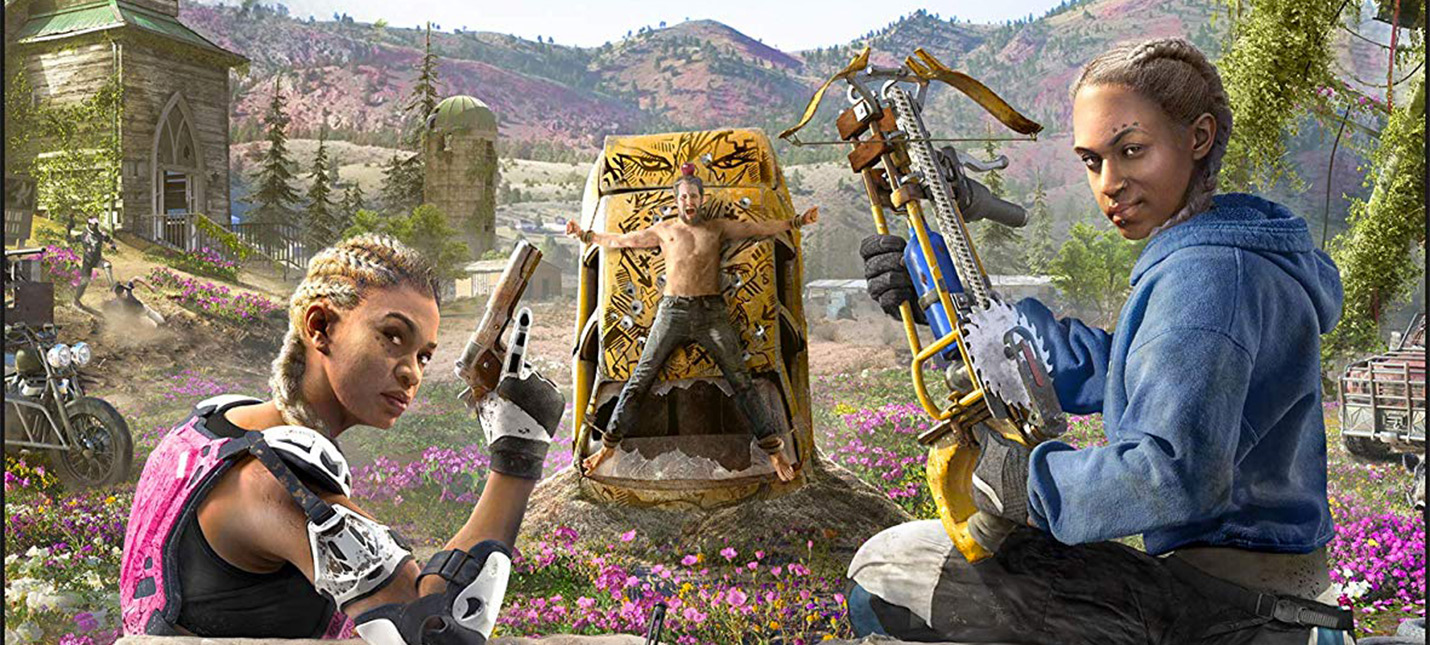 Amazon уже открыл предзаказ на Far Cry New Dawn — первые детали