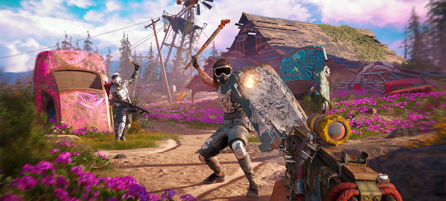 Первые скриншоты и подробности Far Cry New Dawn